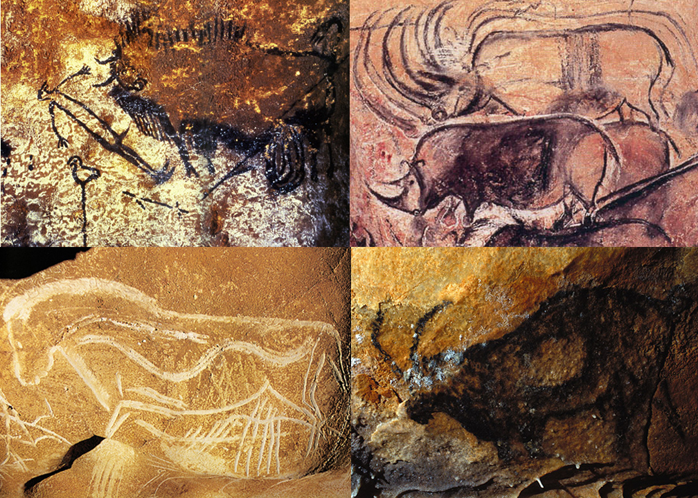 LASCAUX CAVE AND EARLY CAVE ART